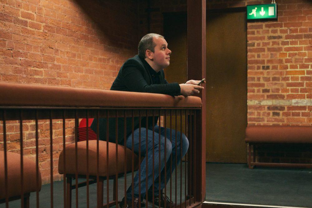 Matthew Shortlisted for BBC Audio Drama Awards