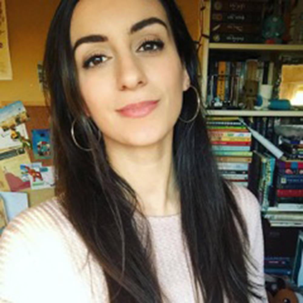 Nasim Wins Scottish New Writers Award