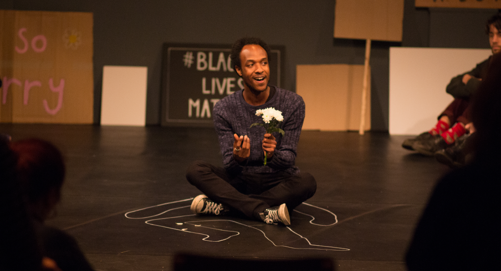 Jamal Receives Jerwood Arts Live Work Fund Award