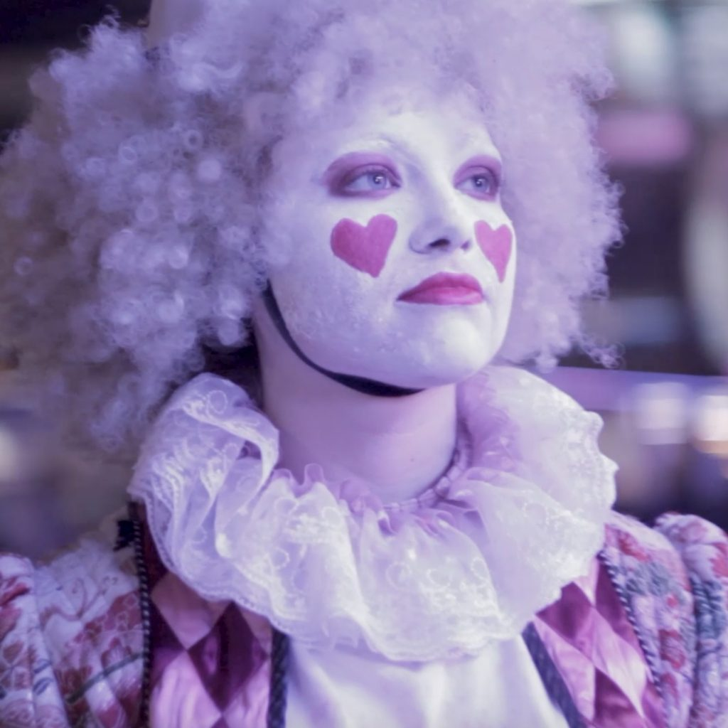 Olivia's Violet Nights