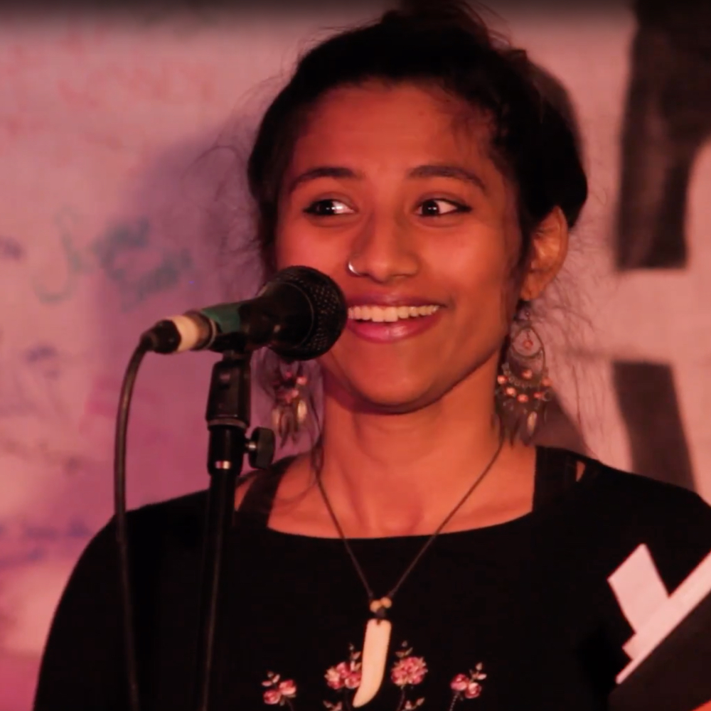 Prerana Commended for Poetry