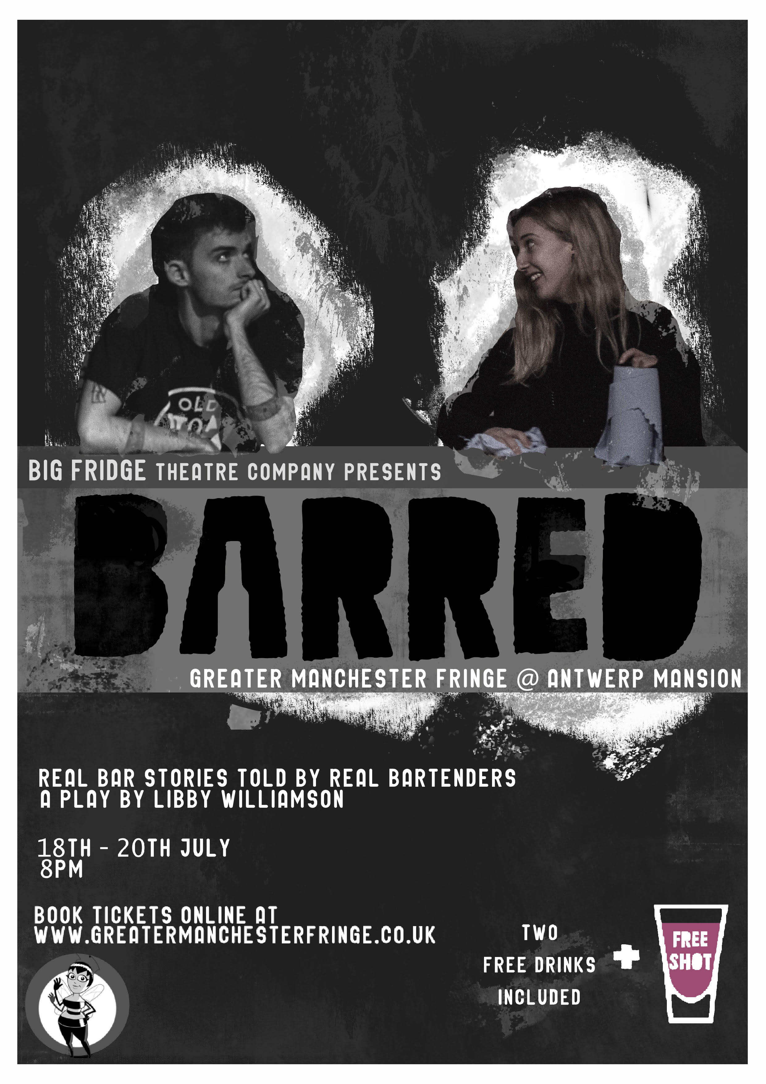 Barred with Libby Williamson
