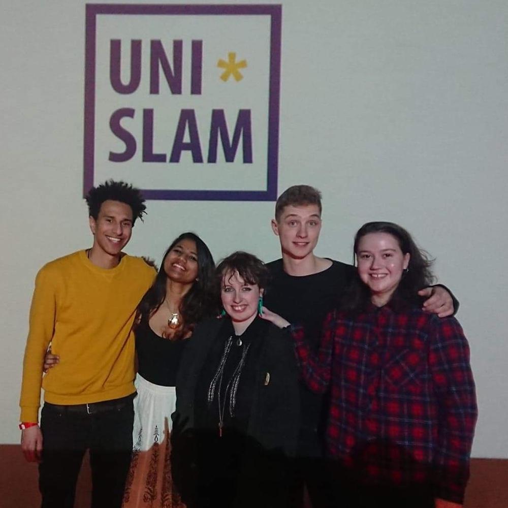 Durham Poets Reach Semis in Uni Slam