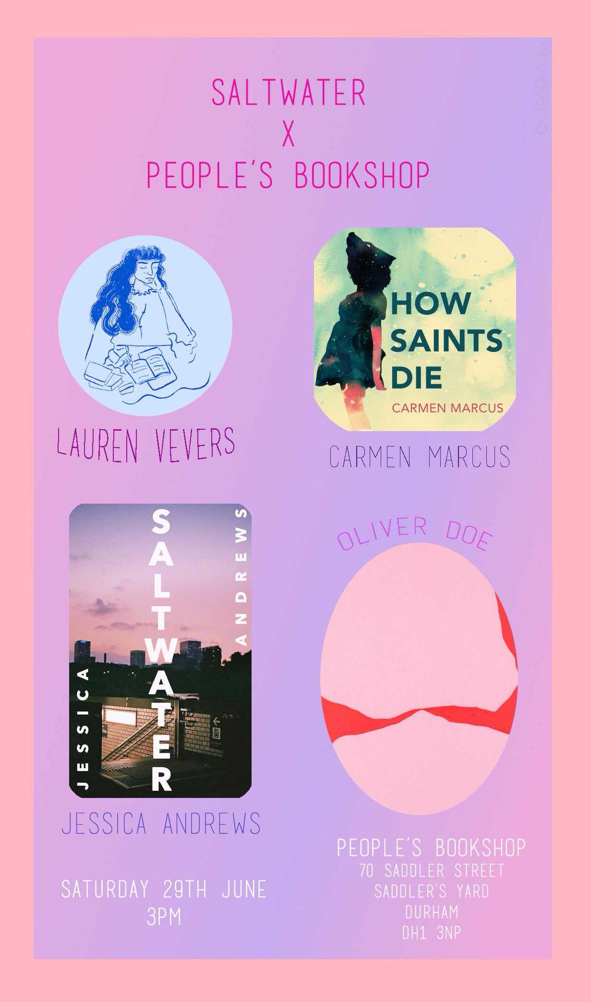 Saltwater Launch with Lauren Vevers