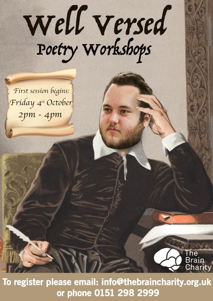 Poetry Workshops with Gregory Kearns