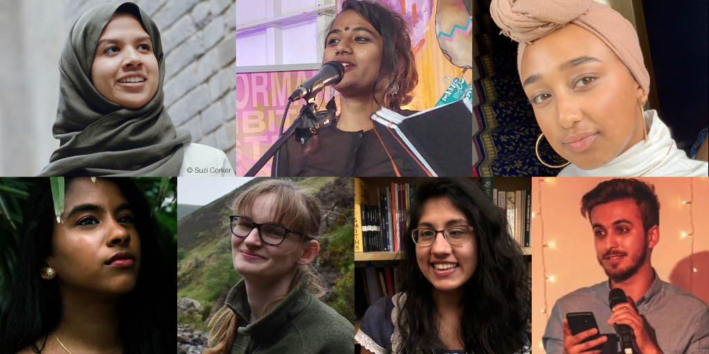 Prerana at Asia House Poetry Slam