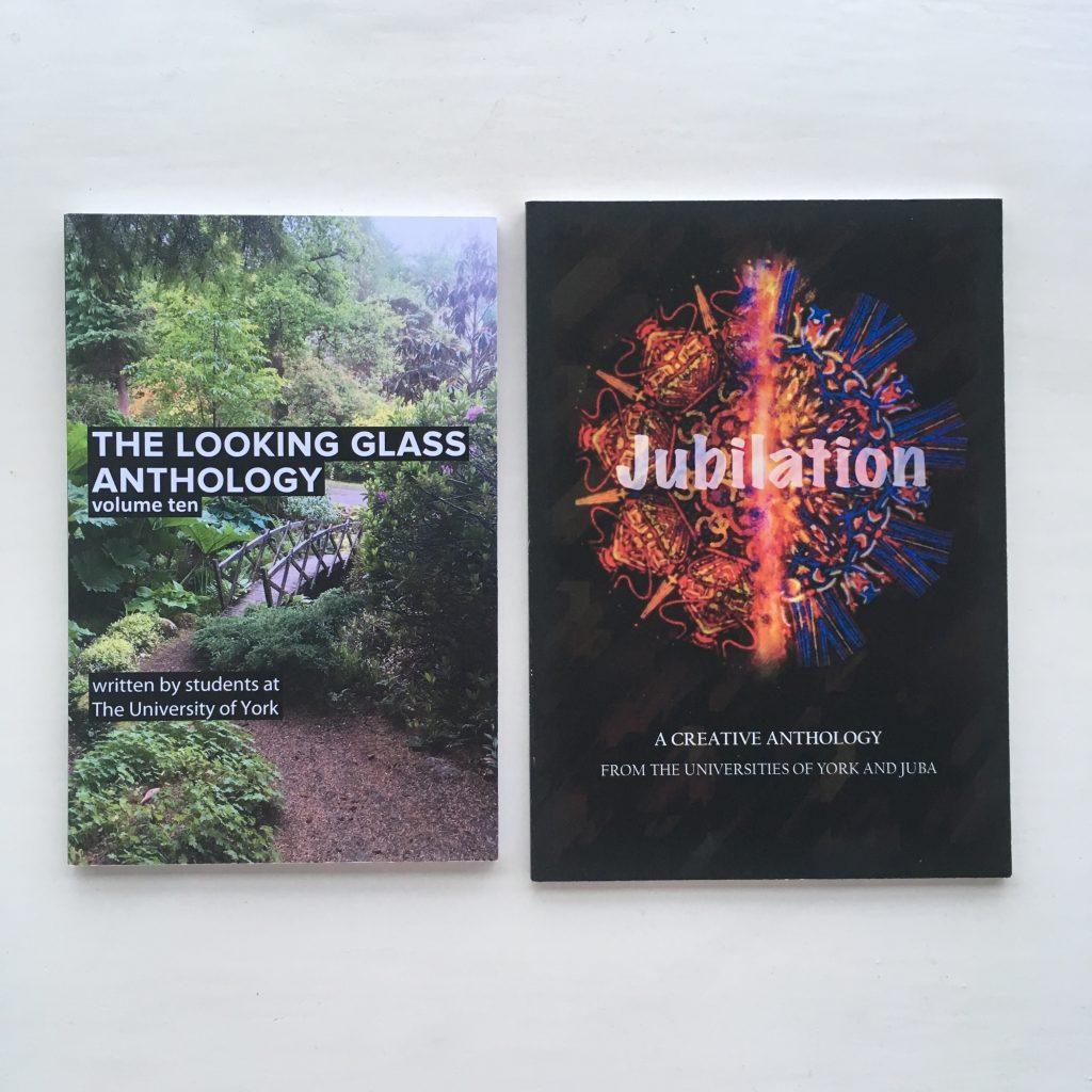 Gabriel in Two York Anthologies