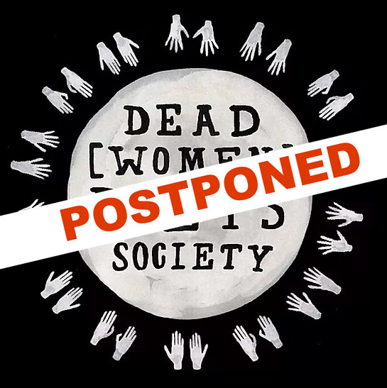 Dead [Women] Poets Society in Halifax