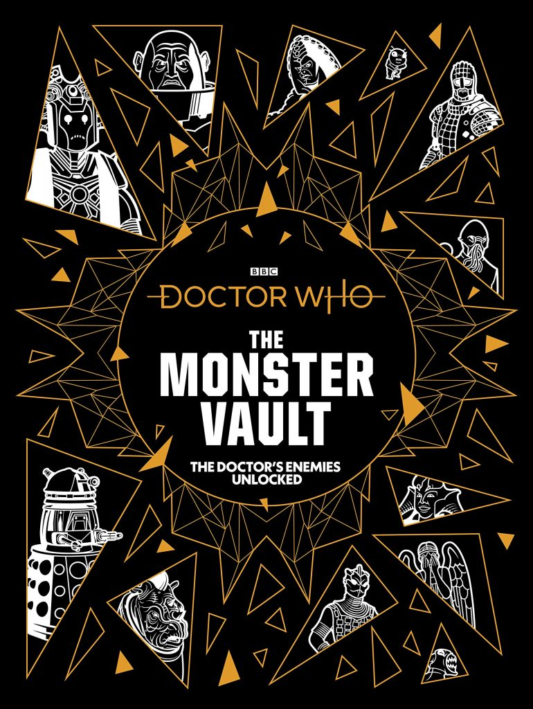 Penny Publishes Doctor Who Monsters