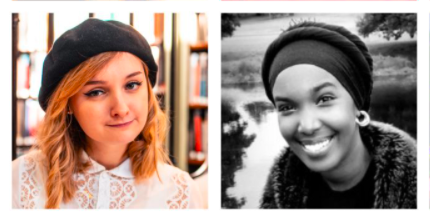 Warda and Laura Shortlisted for Women Poets' Prize