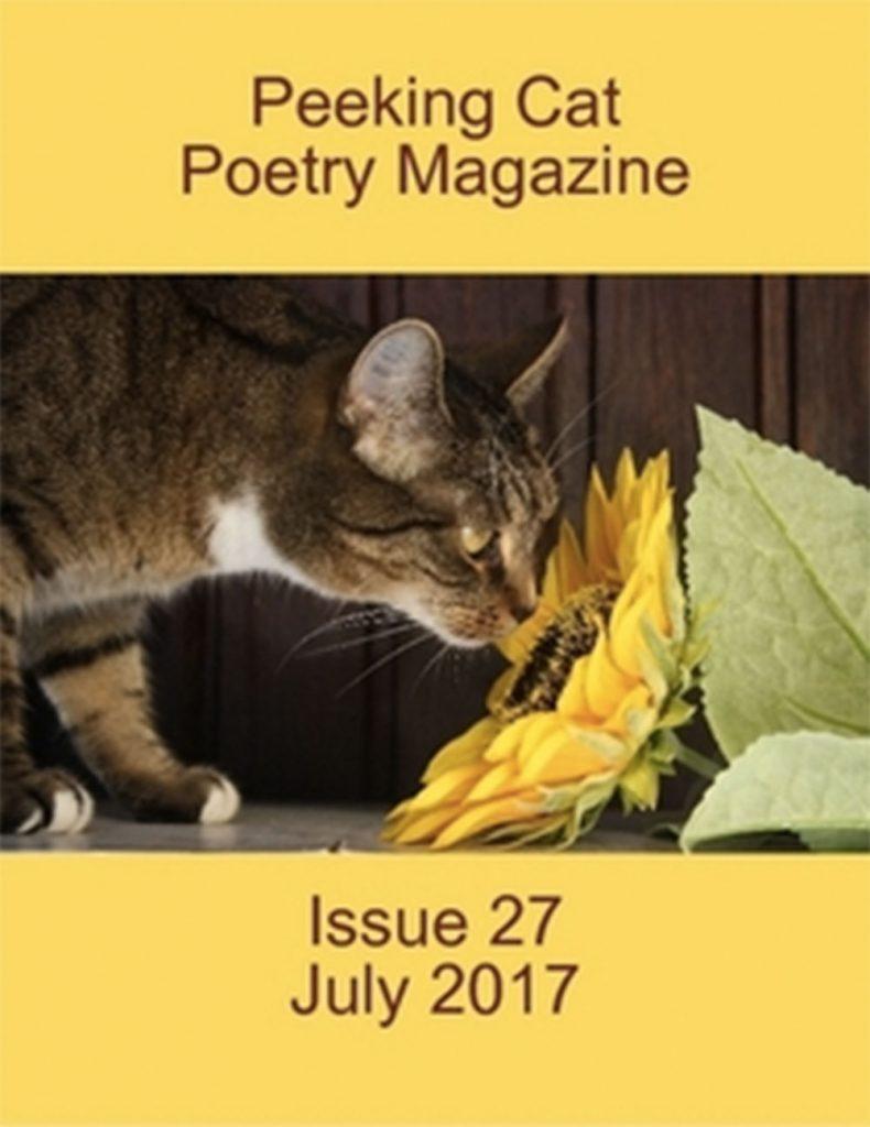 Peeking Cat Poetry Magazine
