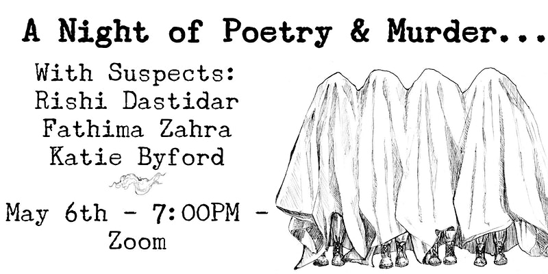 The Braag Presents: A Night of Poetry and Murder