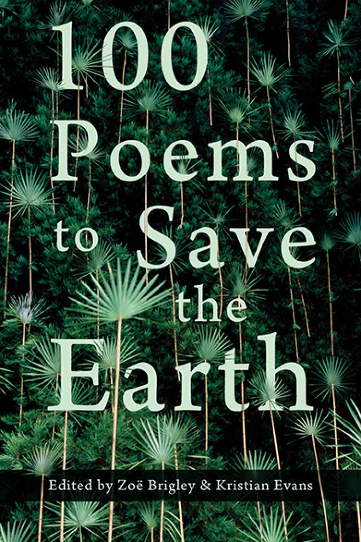 Helen Featured in 100 Poems to Save the Earth