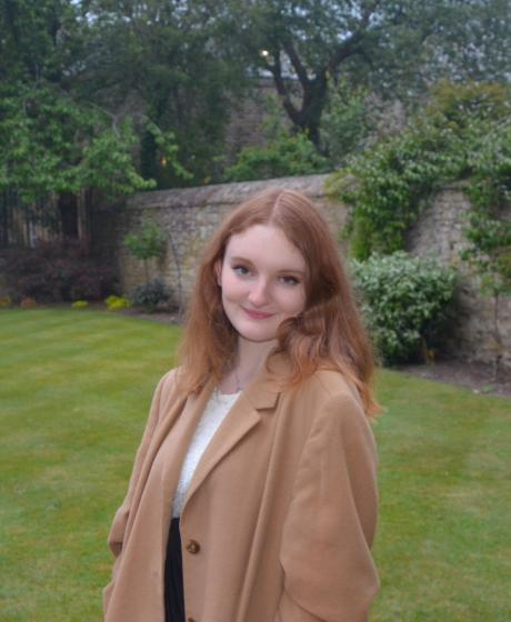Annabelle Wins the Newdigate Prize