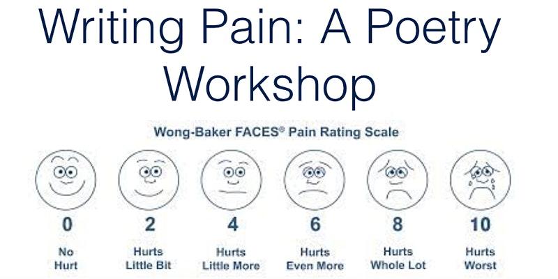 Writing Pain Workshops