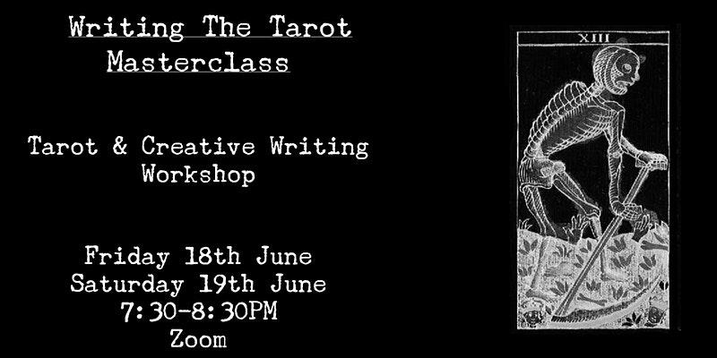 Writing the Tarot Masterclass