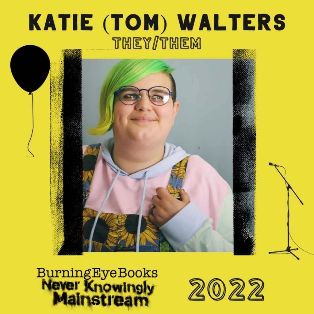 Katie (Tom) to be Published by Burning Eye