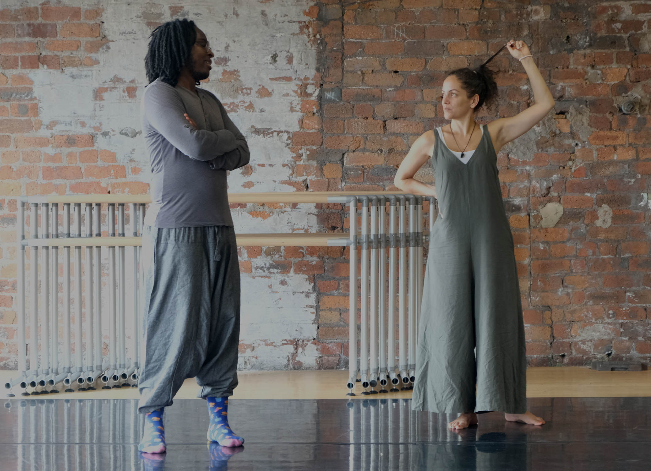 Two Projects: Writing Dance and Not About Now